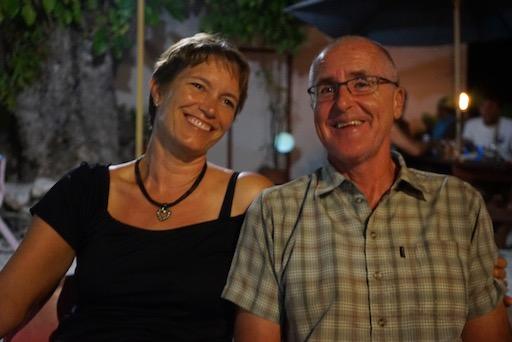 Blauwassersegler Angela und Reto