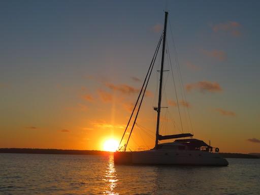 online Beratung und Coaching Sonnenuntergang