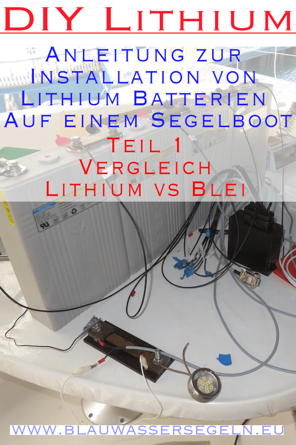 DIY Lithium Teil 1 lithium vs blei