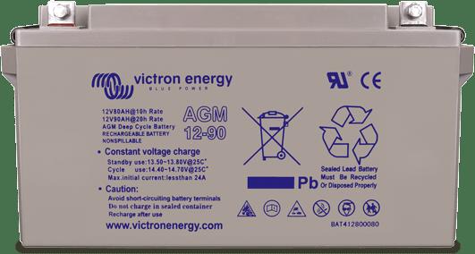 Victron AGM Bleibatterie